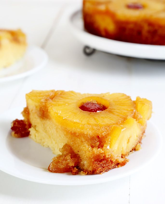 Gluten Free Pineapple Upside Down Cake   Gluten Free on a Shoestring