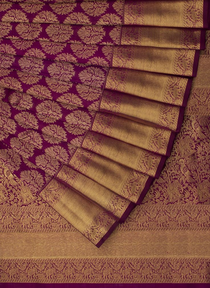 Kanakavalli Kanjivaram Saree