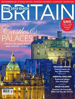 2015 - Britain Magazine - England's Green & Pleasant Lands