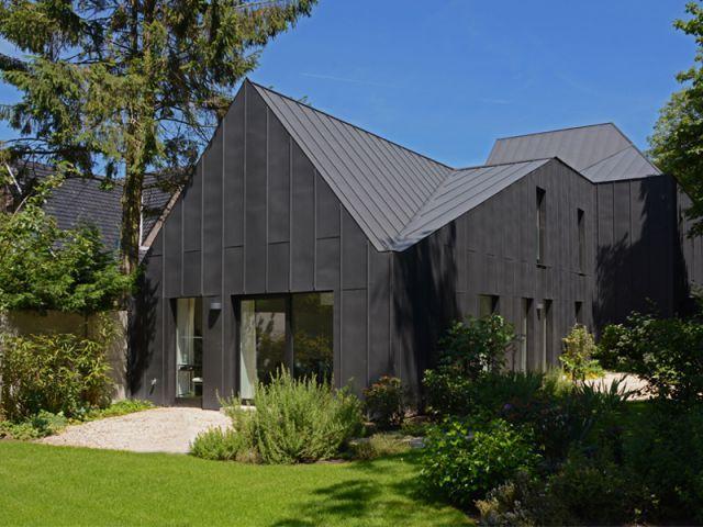 les 25 meilleures id es de la cat gorie zinc toiture sur pinterest toit zinc roit de zinc et. Black Bedroom Furniture Sets. Home Design Ideas