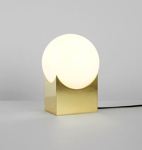 Karl Zahn Atlas Lamp