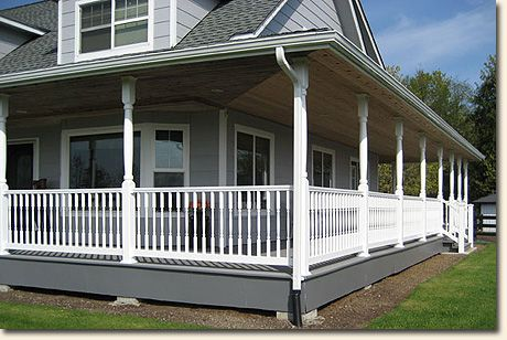 17 Best Images About Wrap Around Porch On Pinterest Wrap