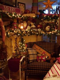 christmasbedroom1.jpg (450×600)