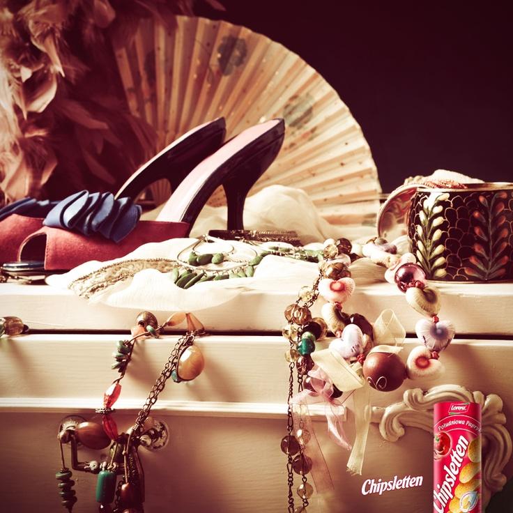 Buty czy biżuteria - do czego masz większą słabość? :)    #travel #relax #chipsletten #snack #pepper #jewlerry #shoes