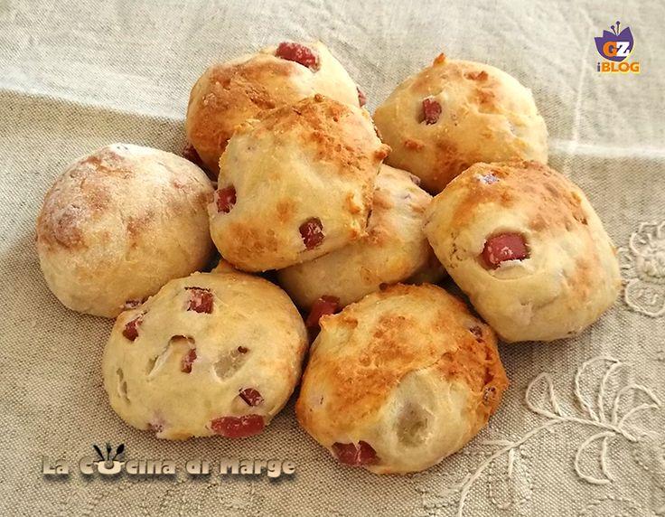 Biscotti salati con prosciutto -ricetta antipasto Stamattina un idea per un finger food Biscotti salati con prosciutto e formaggio