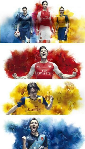 #Arsenal #StrongerTogether