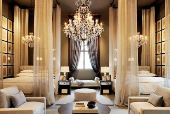 Royal bedroom ideas home decor pinterest why not for Royal bedroom designs