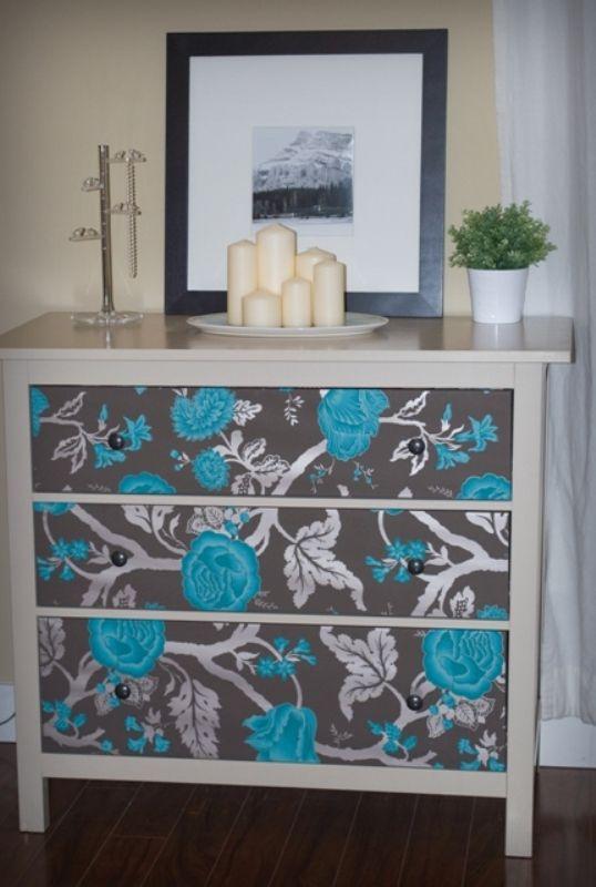 17 Best Ideas About Wallpaper Dresser On Pinterest