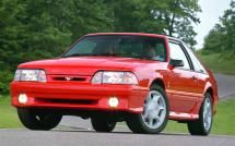 The History of Ford's Special Vehicle Team (SVT): 1993