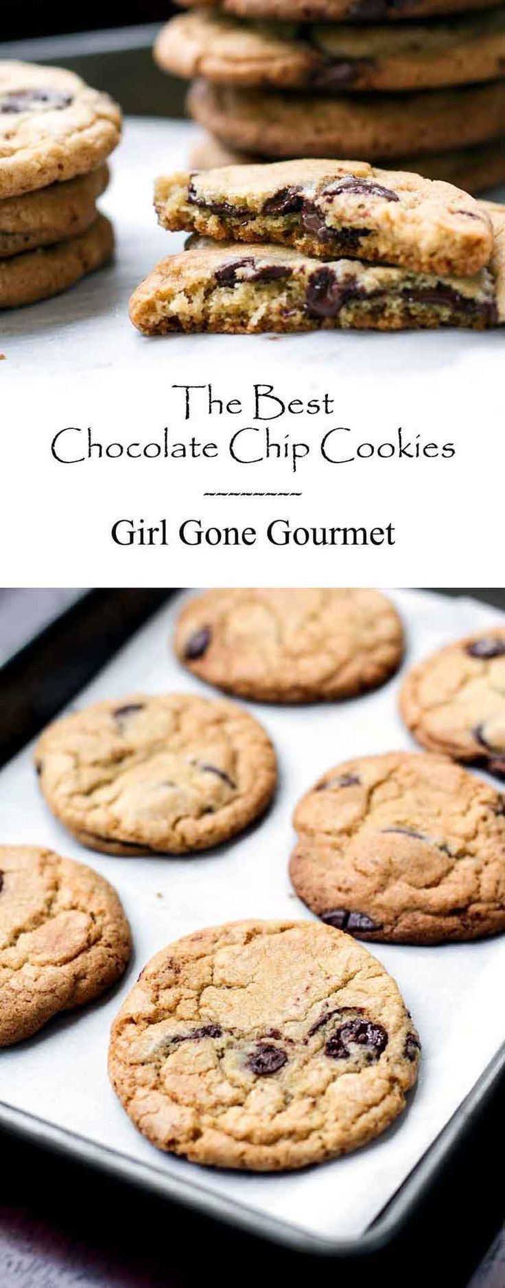 303 best Yummy ... Cookies images on Pinterest | Chocolate chips ...