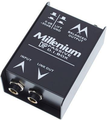 Millenium DI-P Passive DI-Box