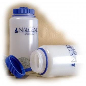 Nalgene Trinkflasche Hdpe-Flasche, Loop-top, 1,5l - Frasco, color (Weiß)