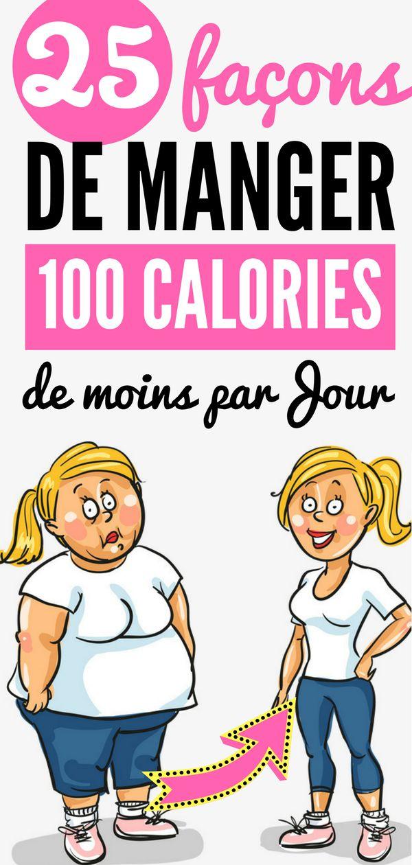 Savez-vous que vous pouvez perdre 4,5 kg par an en mangeant simplement 100 calories de moins par jour ?  Les calories s'accumulent rapidement, et il y a des choix simples que vous pouvez faire pour manger moins de 100 calories par jour, perdre du poids durablement et maigrir sainement. Dans cet article, vous allez découvrir comment maigrir sainement et perdre du poids durablement en mangeant 100 calories de moins par jour. #perdredupoids #perdreduventre #maigrir #régime #calories #poids