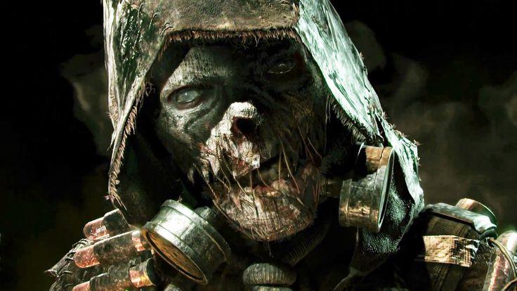 BATMAN Arkham Knight Gameplay Trailer [E3 2014]