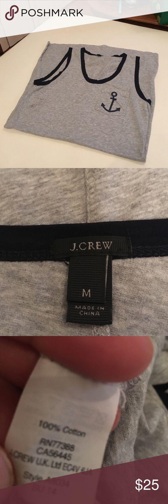 J.Crew sleepwear Cute nightgown soft 100% cotton J. Crew Intimates & Sleepwear