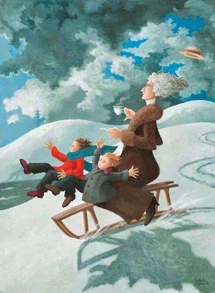 Офелия Редпэт (Ophelia Redpath) - современная британская художница, родилась в Кембридже, в 1965 году. Она говорит, что черпает силы из культурного и творческого наследия, оставленного её предками. Дедушка и бабушка Офелии, Леонард Кэмпбелл Тейлор и Бренд