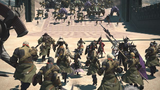Final Fantasy 14 level boost and story skip costs as much as a full game