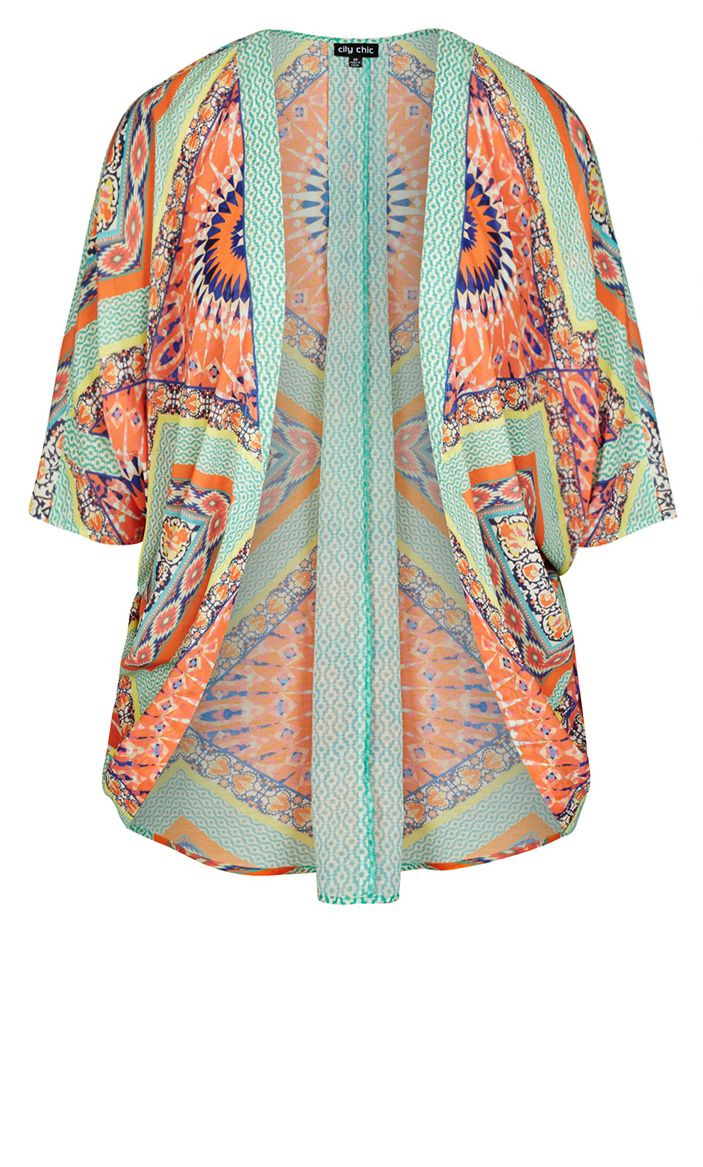 22 best Style By Trend: Kimonos images on Pinterest | City chic ...