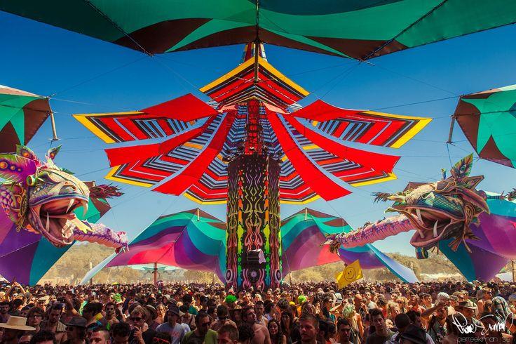 Rainbow Serpent Festival - Victoria, Australia