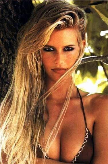 Claudia Schiffer | model wallpaper 1980's & 1990's ...