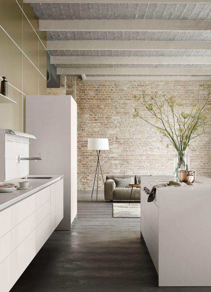 die besten 25 k che hochglanz ideen auf pinterest. Black Bedroom Furniture Sets. Home Design Ideas