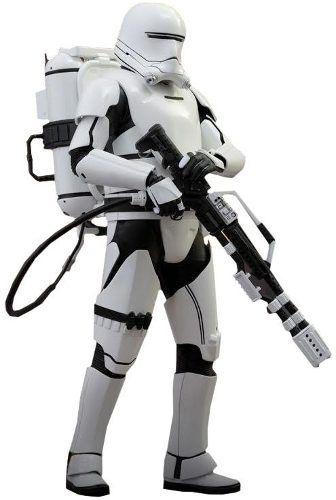action figure flametrooper - star wars - black series