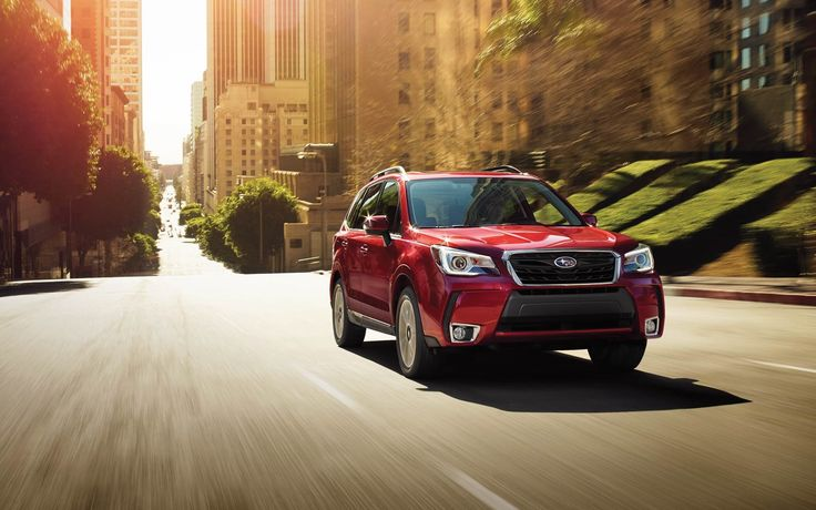 The new 2017 Subaru Forester from #Subaru dealers around Lafayette, LA is a stylish and practical SUV that can handle any type of rough environment.