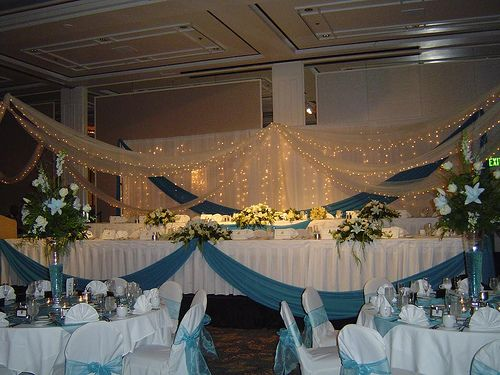 Wedding Decoration by Flowers by Alis, via Flickr