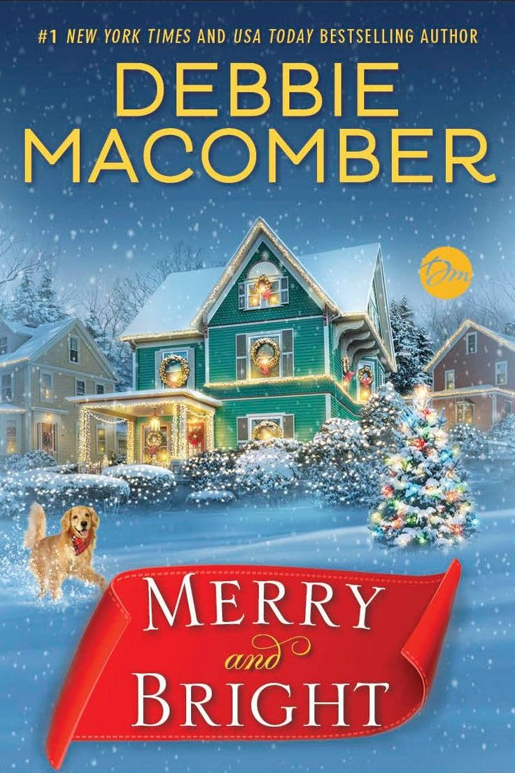 Books That Should Be Hallmark Movies: Merry and Bright by Debbie Macomber