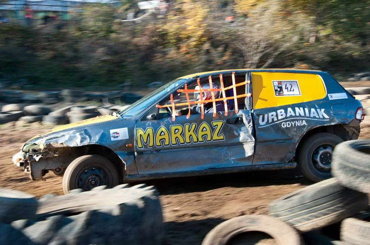 #wrak race #adventure park gdynia kolibki #race #old car #car #Wreck race #dirty #mud #gdynia