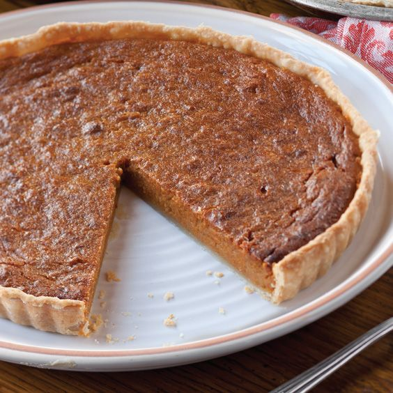 These sweet potato tarts from Duck Dynasty's Ms. Kay Robertson are bound to brighten up any Thanksgiving or holiday table.
