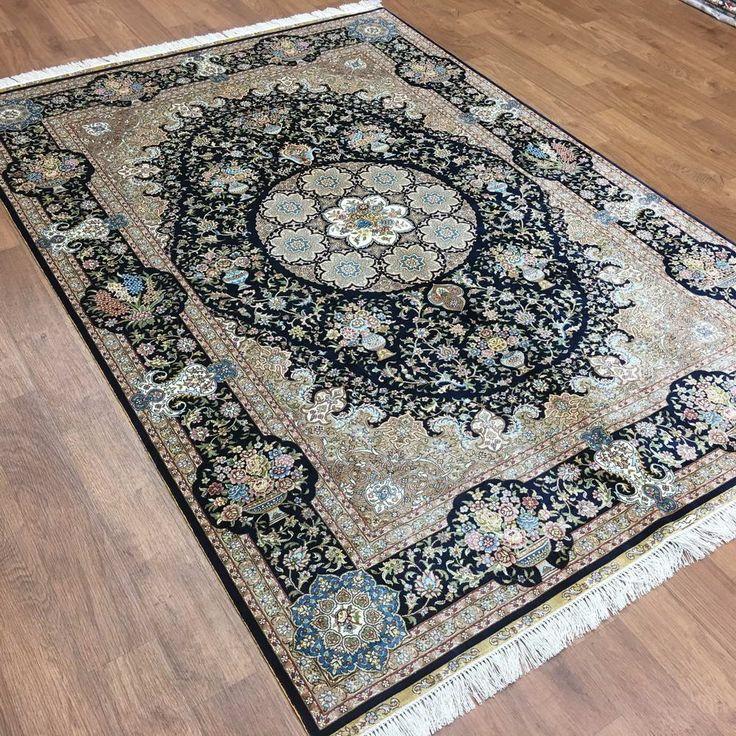 Amazon.com - Yuchen New 5'x7' Good Design Orient Traditional Handmade Rugs Hand Knotted Silk Carpets -#area rugs #area rug #inexpensive area rugs #8 x 10 area rugs #purple area rugs #8x10 area rugs #9x12 area rugs #oval area rugs #area rug sizes #6x9 area rugs #green area rugs #pink area rug #blue area rug