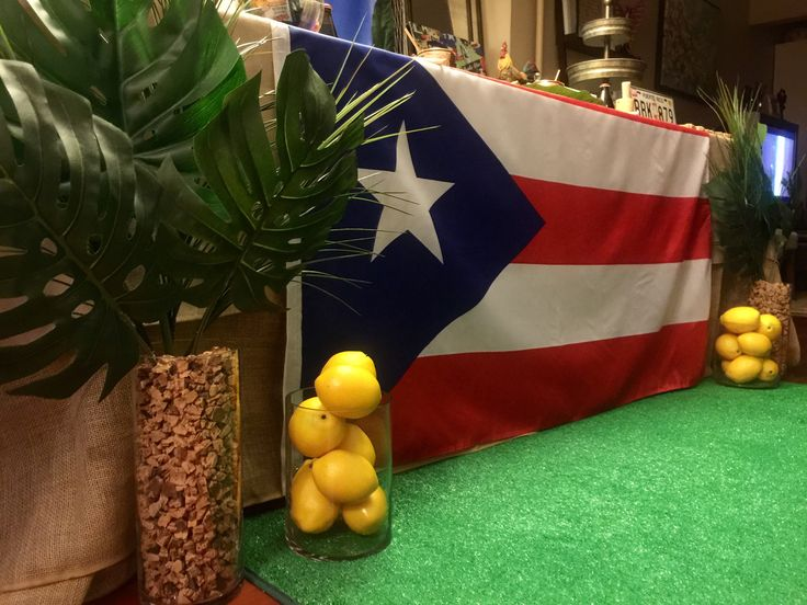 197 Best Puerto Rican Birthday Party Images On Pinterest