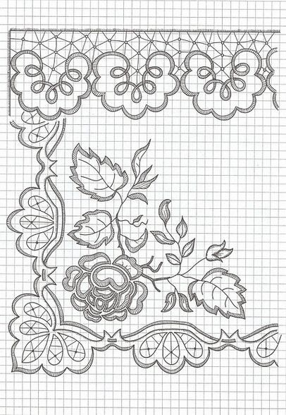 .Cross Stitch/embroidery pattern