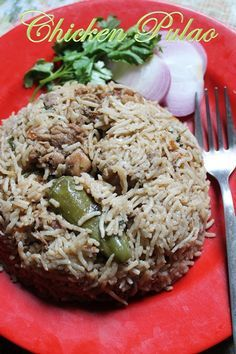 I made this few days back and loved the taste of it a lot.. It is quite simple to make but taste exotic. There is no much spice powders ...