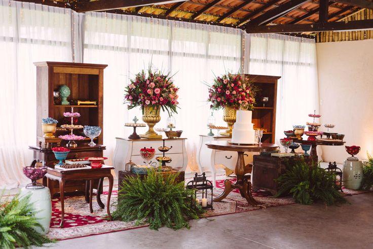 Inspire Blog – Casamentos Casamento ao ar livre de Bruna e Jonatas - Inspire Blog - Casamentos