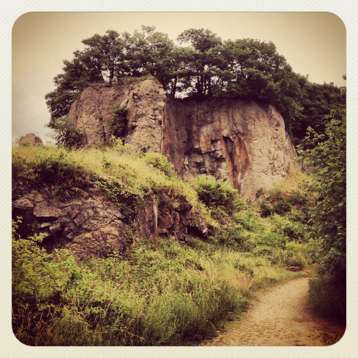 Awesome Hiking in Siebengebirge Germany