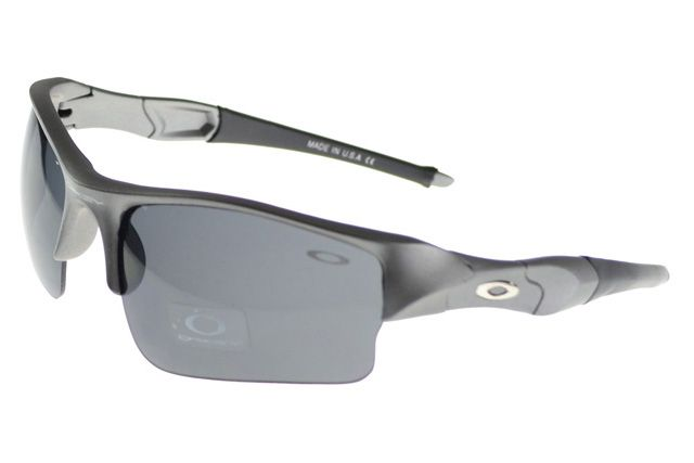 Oakley Flak Jacket Sunglasses grey Frame grey Lens : oakley outlet, your description $14.94