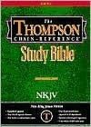 NKJV Thompson Chain Regular (Not Available-Out Of Print)-Hardcover