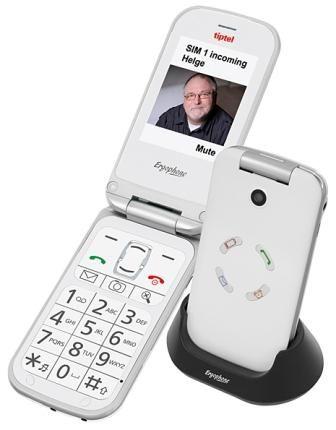 www.tiptel.nl - Tiptel Ergophone 6121