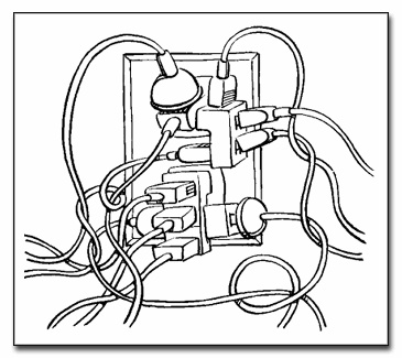 350 Marine Engine Parts Diagram likewise Us National Debt Cartoon besides T22042061 Yamaha wiring diagram 2000 kodiak 400 also Kohler Magnum 10 Wiring Diagram also Why Your Brain Is Nowhere Near Full Capacity Despite What Cambridge Research Says. on bad electrical wiring