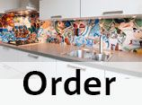 Instructions: how to apply a PimpYourKitchen splashback design to your kitchen back wall