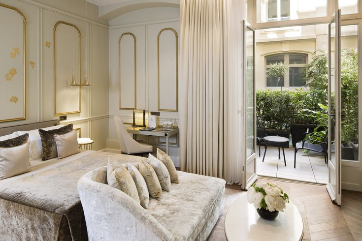 We are very excited to welcome a new hotel in Paris to the SLH portfolio. Timeless and elegant, the 37 room Le Narcisse Blanc Hotel & Spa has a privileged position in the 7th Arrondissement between the Eiffel Tower and Les Invalides. The beautiful rooms are panelled in white wood with hints of gold and dusky rose, windows and terraces overlook courtyards and quintessentially Parisian streets. https://www.slh.com/hotels/le-narcisse-blanc-hotel-and-spa/