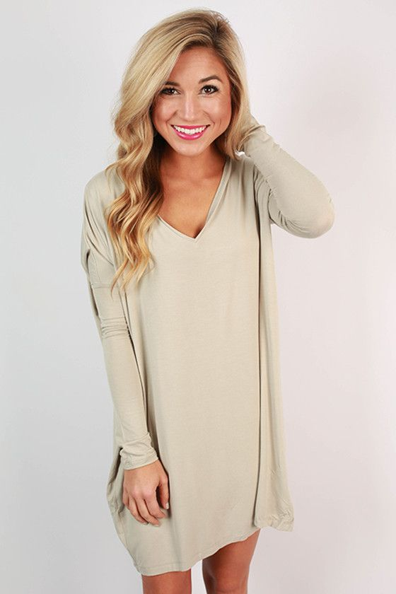 This V-Neck Tunic is our new best-selling PIKO for a reason!