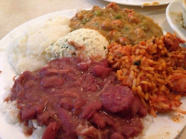 Texas music and food the best red beans and rice recipe for Swai fish recipes food network