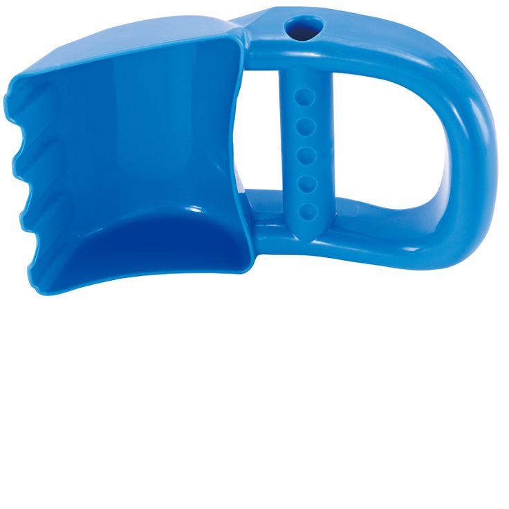 Lžíce bagru - modrá