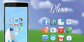 Bliss - Icon Pack v1.1.0  Lunes 5 de Octubre 2015.By : Yomar Gonzalez ( Androidfast )  Bliss - Icon Pack v1.1.0 Requisitos: 4.0.3 Descripción: Un paquete de iconos de calidad con diseño único y hermosas combinaciones de colores.  Más de 1250 iconos y más de 1100 aplicaciones temática (Más se añadirán con regularidad)  20 UHD fondos de pantalla  alta calidad iconos -  200px   Calendario Dinámico Soporte  Dedicado App aplicar tema y cambiar el papel tapiz  El soporte multi Launcher (APEX NOVA…