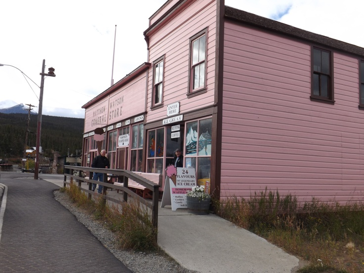 Carcross, originally known as Caribou Crossing, is an unincorporated community in the Territory of Yukon