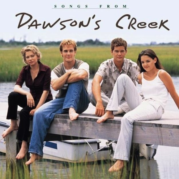 """""""Dawson's Creek"""" (1999)   20 TV Shows From The '90s You Never Realized Had A Soundtrack"""