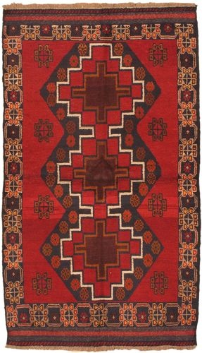 Hand Knotted Afghan Carpet 3 6 X 0